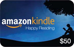 $50 Kindle Gift Card
